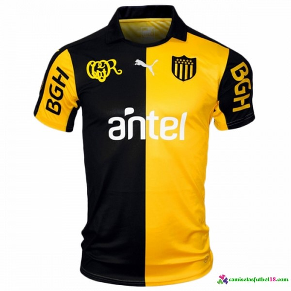 Camiseta 1ª Kit Atletico Penarol 2016 2017