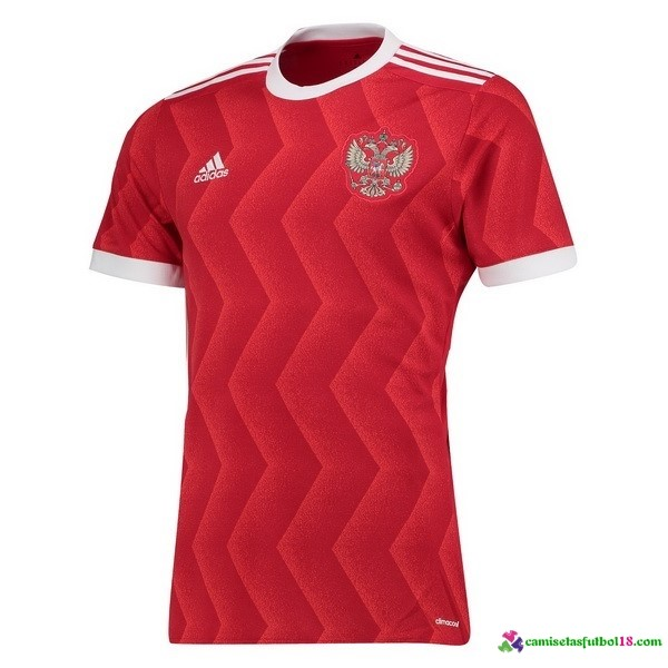 Camiseta 1ª Kit Rusia 2017