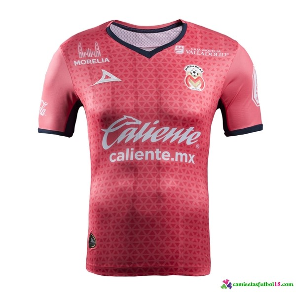 Camiseta 2ª Kit Monarcas Morelia 2016 2017