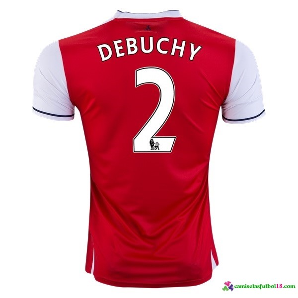 Debuchy Camiseta 1ª Kit Arsenal 2016 2017