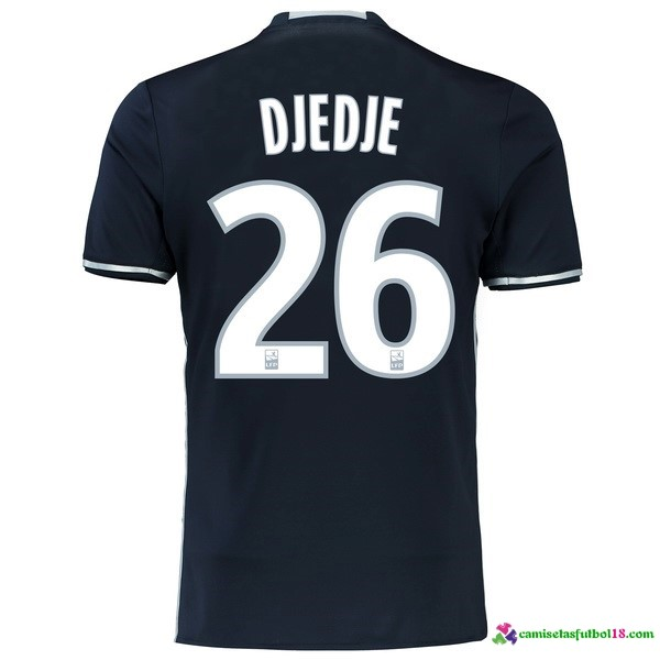 Djedje Camiseta 2ª Kit Marsella 2016 2017