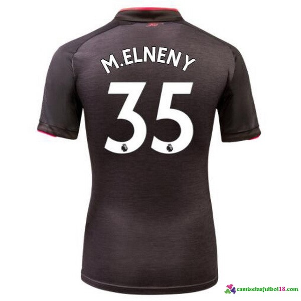 M.Elneny Camiseta 3ª Kit Arsenal 2017 2018