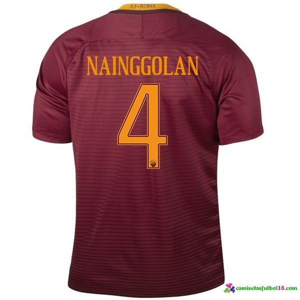 Nainggolan Camiseta 1ª Kit As Roma 2016 2017