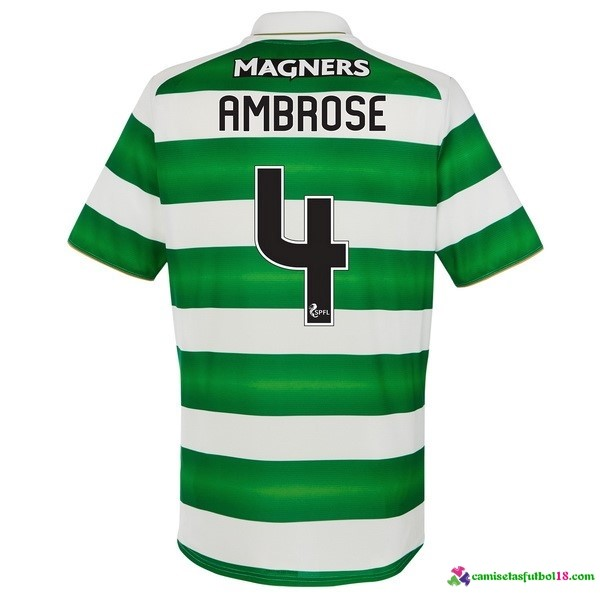 Ambrose Camiseta 1ª Kit Celtic 2016 2017