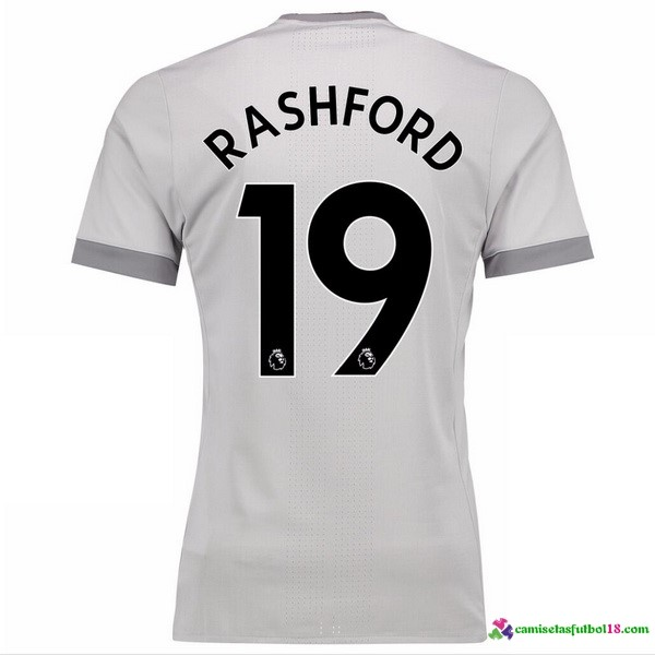 Rashford Camiseta 3ª Kit Manchester United 2017 2018