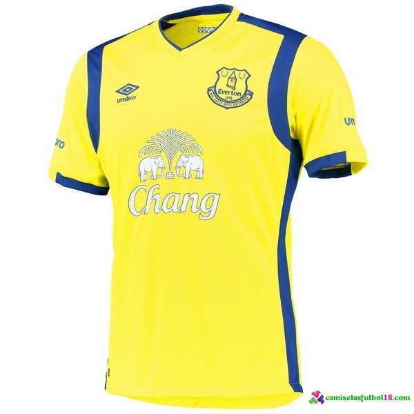 Camiseta 3ª Kit Everton 2016 2017