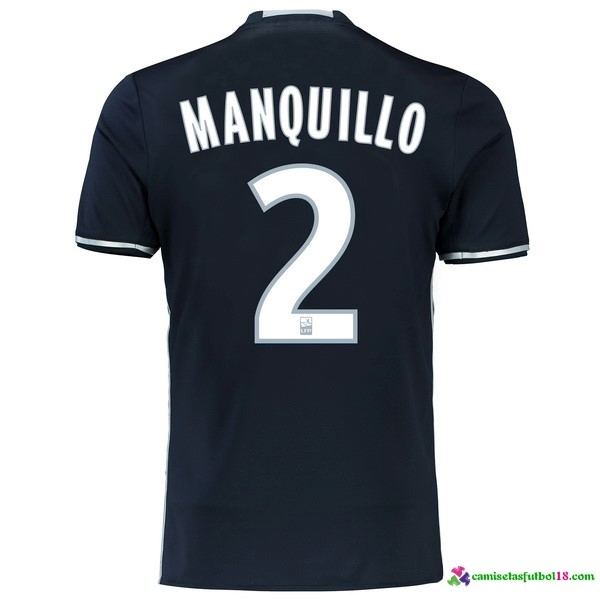 Manquillo Camiseta 2ª Kit Marsella 2016 2017