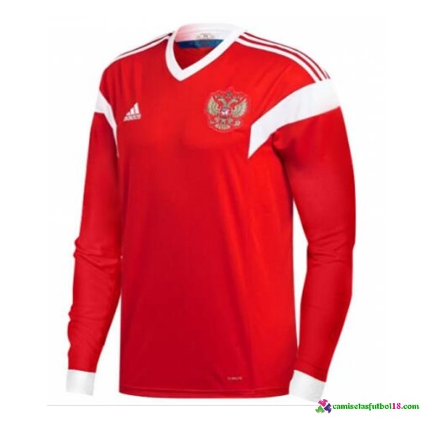 Tailandia 1ª Kit ML Rusia 2018