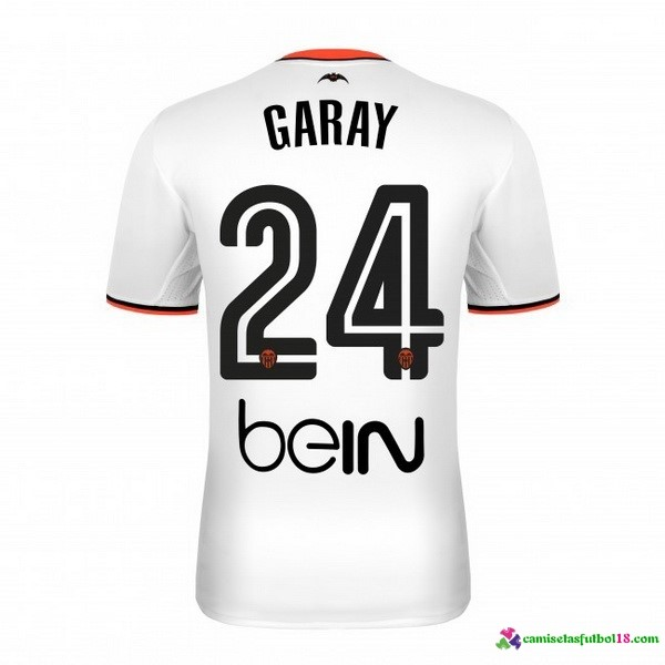 Garay Camiseta 1ª Kit Valencia 2016 2017
