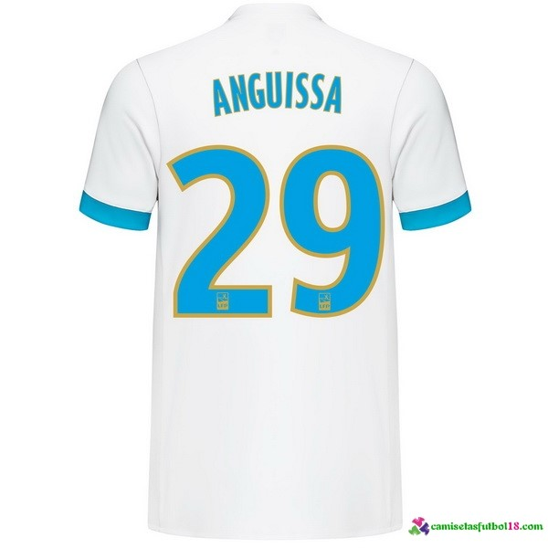 Anguissa Camiseta 1ª Kit Marsella 2017 2018