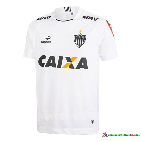 Camiseta 2ª Kit Atletico Mineiro 2017 2018