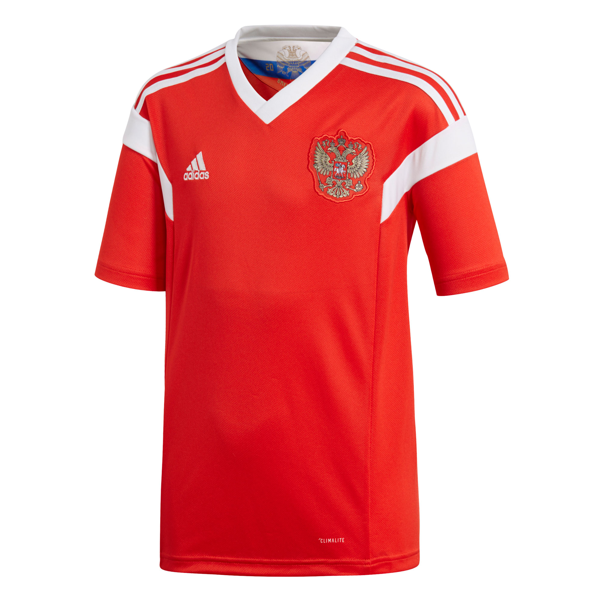 Camiseta 1ª Kit Rusia 2018