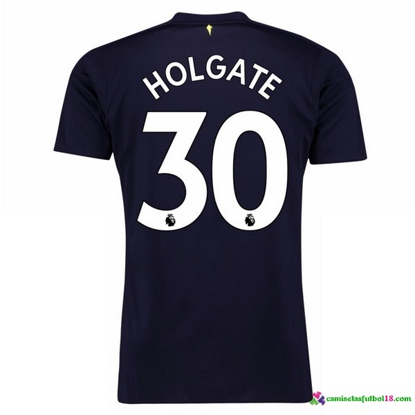 Holgate Camiseta 3ª Kit Everton 2017 2018