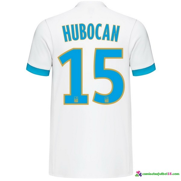Hubocan Camiseta 1ª Kit Marsella 2017 2018