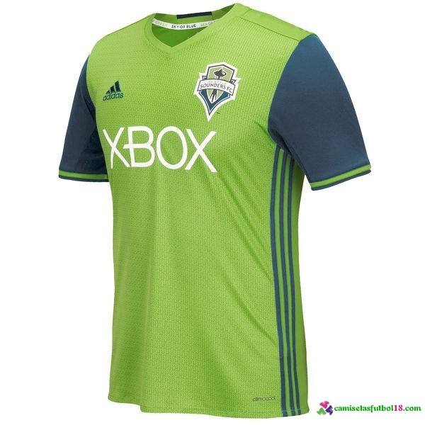 Camiseta 1ª Kit Seattle Sounders 2016 2017