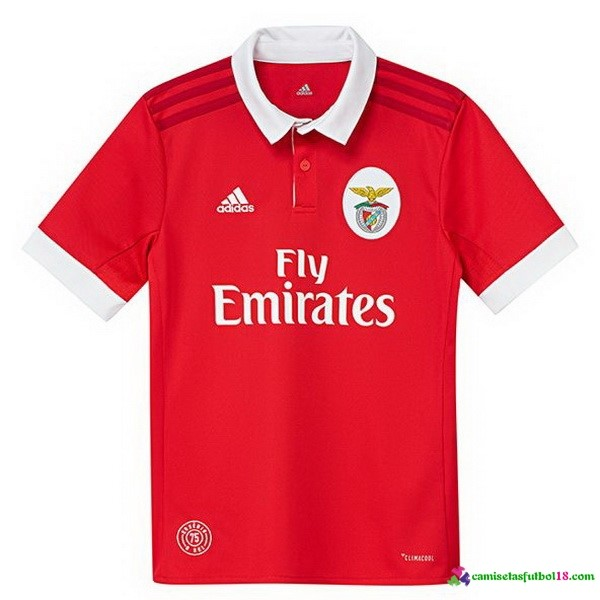 Camiseta 1ª Kit Benfica 2017 2018