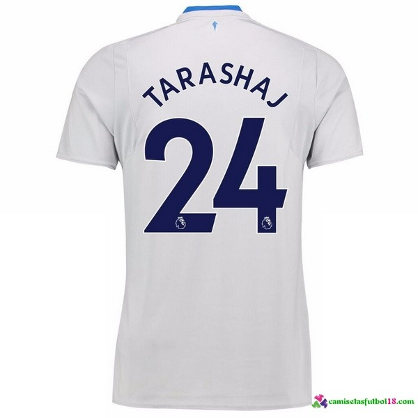 Tarashaj Camiseta 2ª Kit Everton 2017 2018