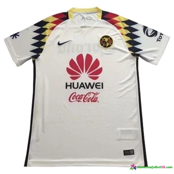 Camiseta 2ª Kit Club America 2017 2018