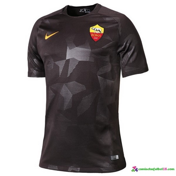 Camiseta 3ª Kit As Roma 2017 2018