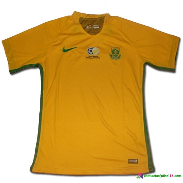 Camiseta 1ª Kit Sudafrica 2017