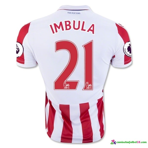 Imbula Camiseta 1ª Kit Stoke City 2016 2017