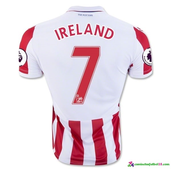 Ireland Camiseta 1ª Kit Stoke City 2016 2017