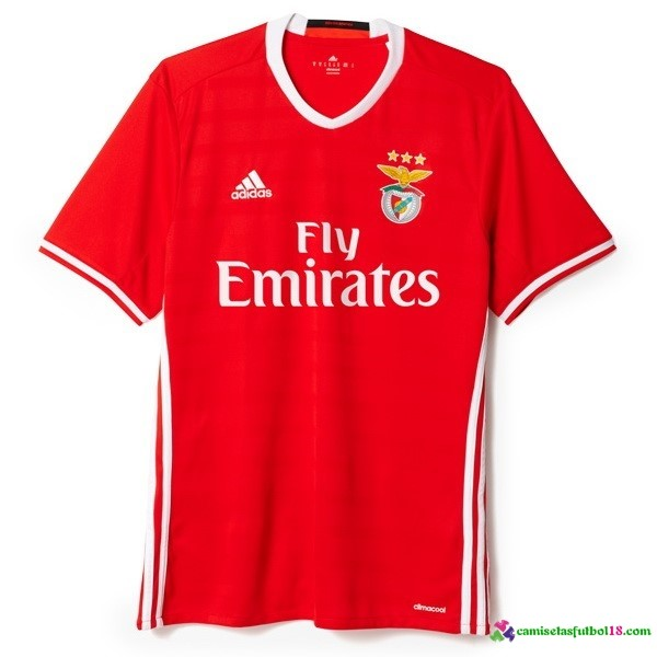 Camiseta 1ª Kit Benfica 2016 2017