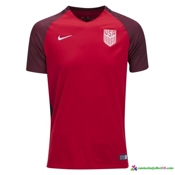 Camiseta 3ª Kit Estados Unidos 2017