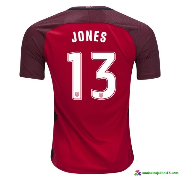 Jones Camiseta 3ª Kit Estados Unidos 2017