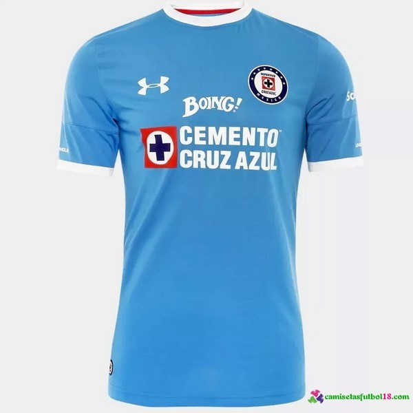 Camiseta 1ª Kit Cruz Azul 2016 2017