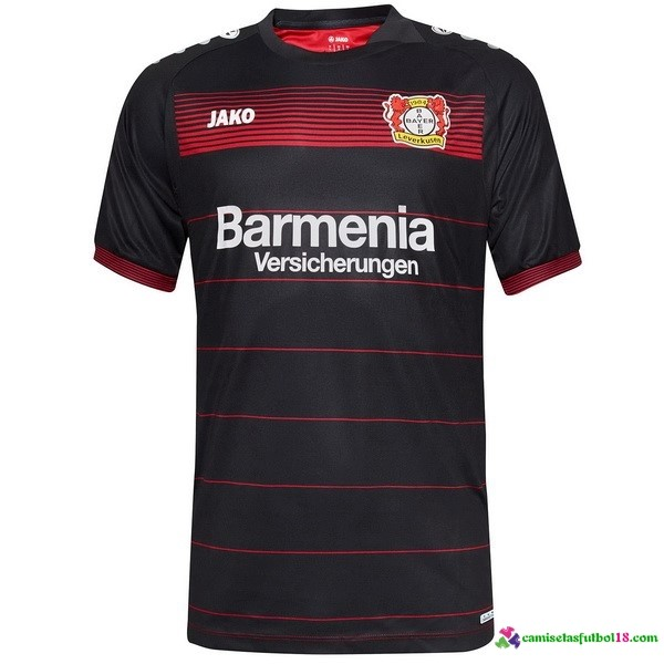 Camiseta 1ª Kit TSV Bayer 4 Leverkusen 2016 2017