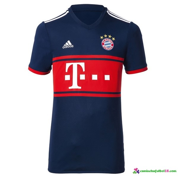 Camiseta 2ª Kit Bayern Munich 2017 2018