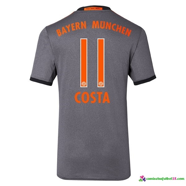 Costa Camiseta 2ª Kit Bayern Munich 2016 2017