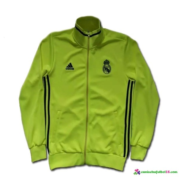 Chaqueta Real Madrid Verde 2016 2017