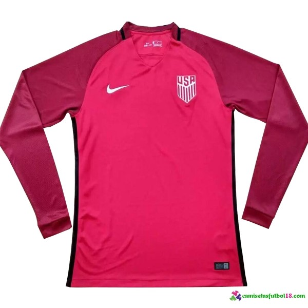 Camiseta 3ª Kit ML Estados Unidos 2017