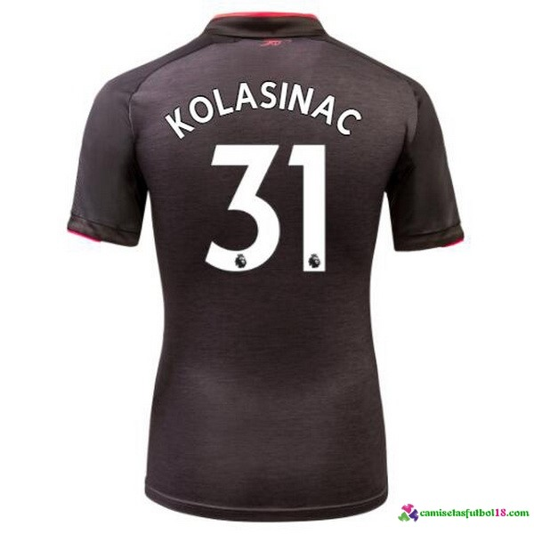 Kolasinac Camiseta 3ª Kit Arsenal 2017 2018