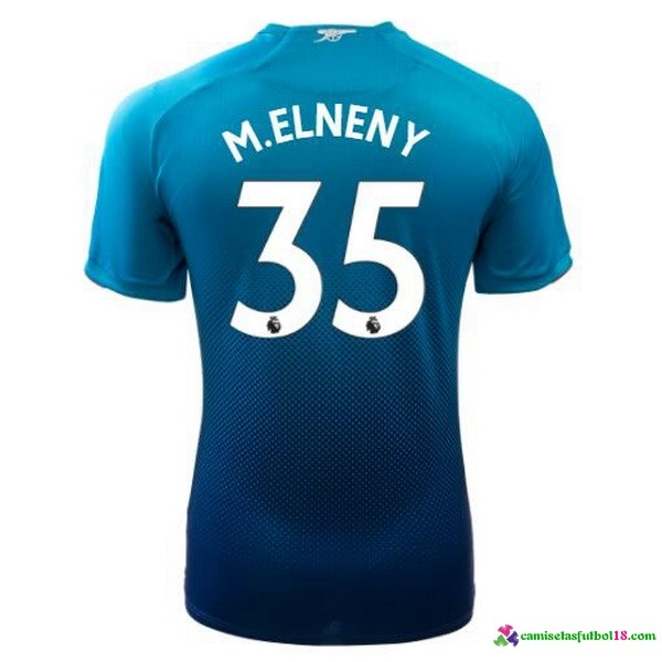 M.Elneny Camiseta 2ª Kit Arsenal 2017 2018