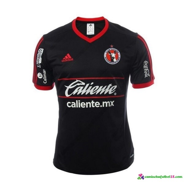 Camiseta 3ª Kit Tijuana 2016 2017