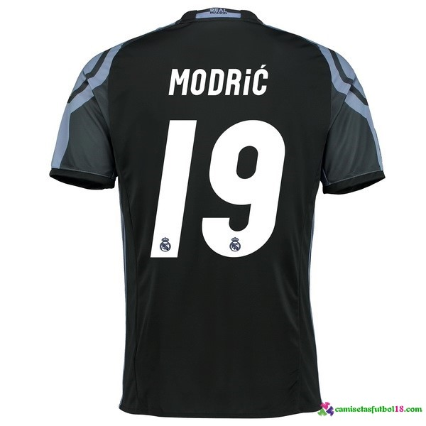 Modric Camiseta 3ª Kit Real Madrid 2016 2017