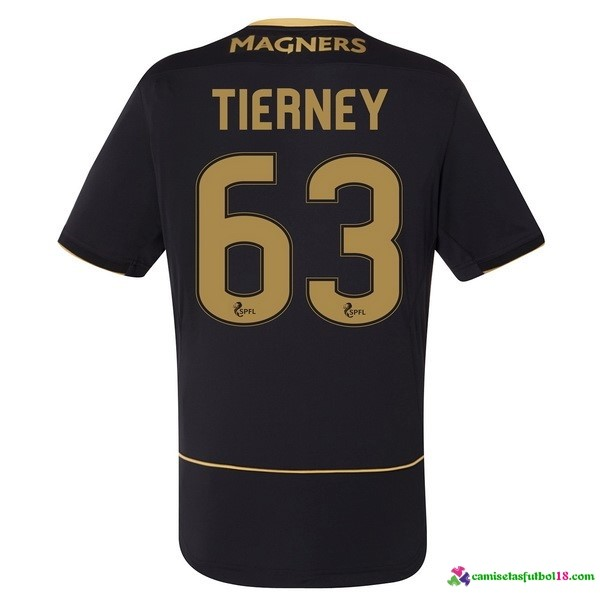 Tierney Camiseta 2ª Kit Celtic 2016 2017