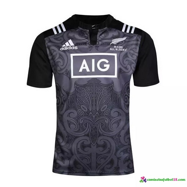 Maori Camiseta Rugby All Blacks 2016 2017