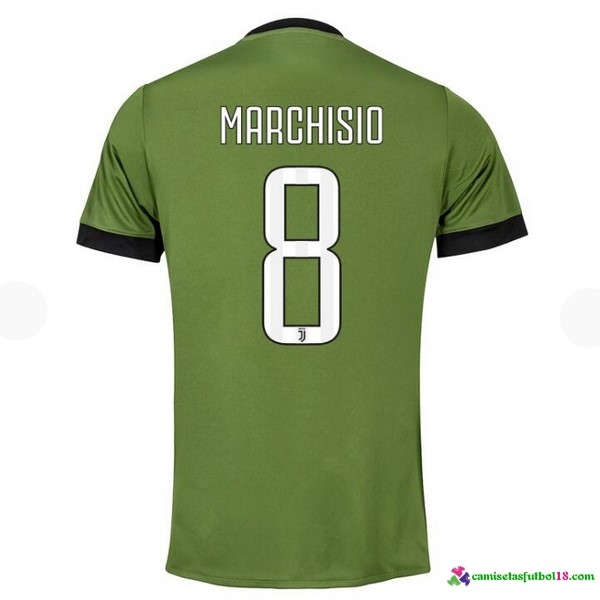Marchisio Camiseta 3ª Kit Juventus 2017 2018