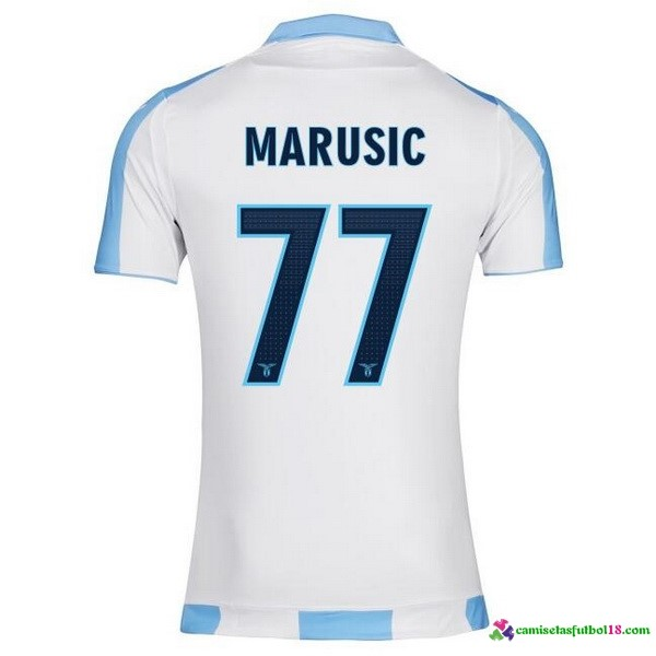 Marusic Camiseta 2ª Kit Lazio 2017 2018
