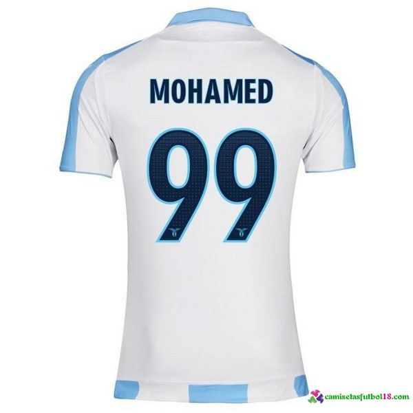 Mohamed Camiseta 2ª Kit Lazio 2017 2018