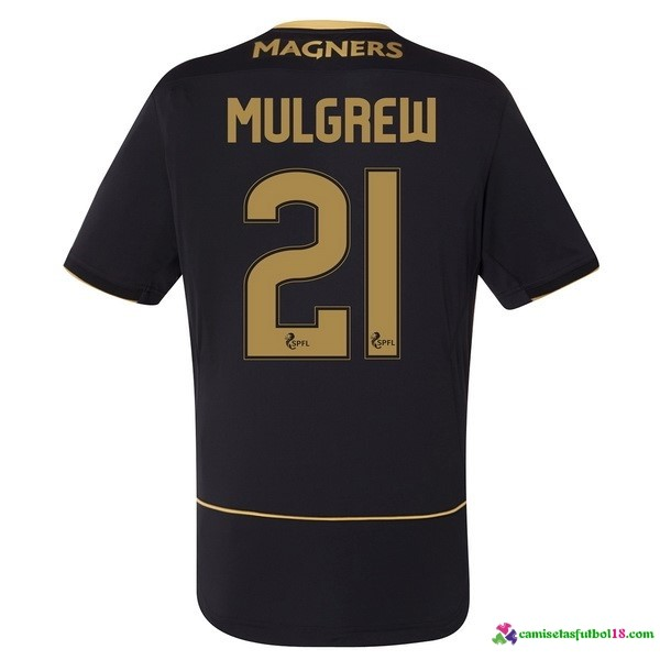 Mulgrew Camiseta 2ª Kit Celtic 2016 2017