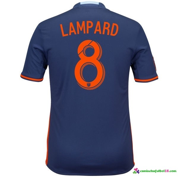 Lampard Camiseta 2ª Kit New York City 2016 2017
