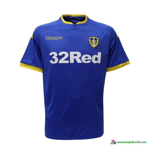 Camiseta 2ª Kit Leeds United 2016 2017