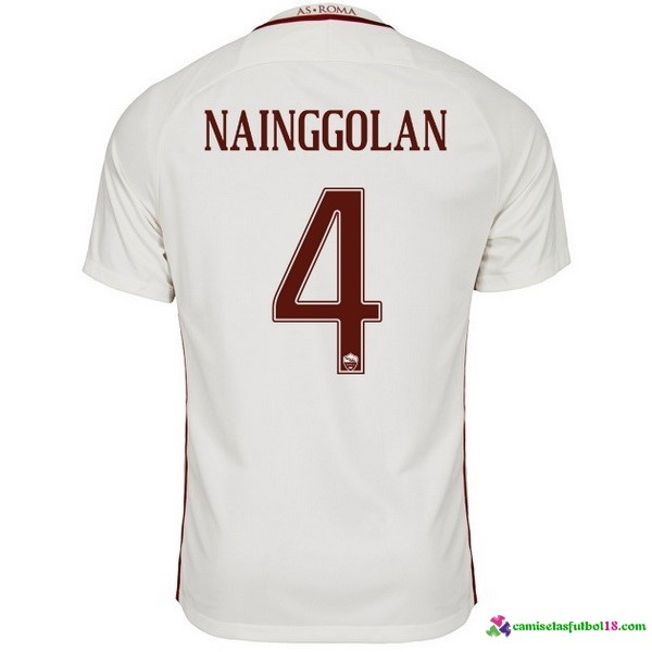 Nainggolan Camiseta 2ª Kit As Roma 2016 2017