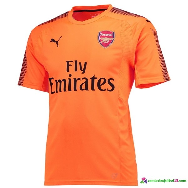 Camiseta 2ª Kit Portero Arsenal 2017 2018