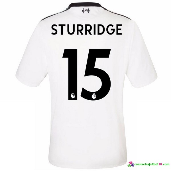 Sturridge Camiseta 2ª Kit Liverpool 2017 2018